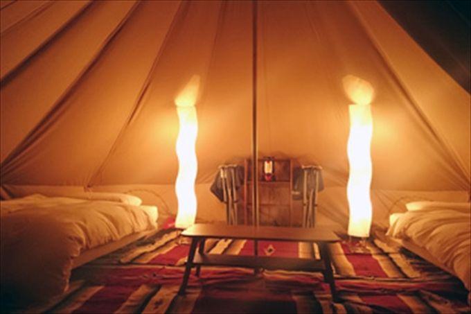 テント宿泊に絶品BBQ!「PICA秩父」でお手軽アウトドア体験