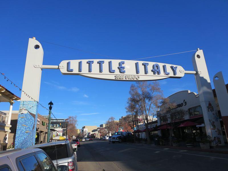 ぶらっと街歩きが楽しい!サンディエゴのリトルイタリー