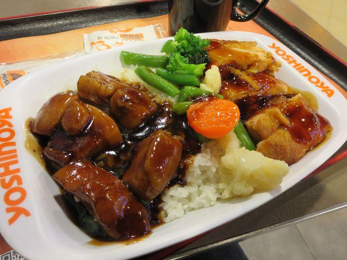 本格中華が「うまい!」「安い!」「早い!」日本の牛丼専門店!