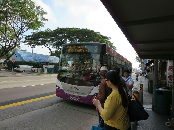庶民の足、公共バスは期間内、乗り降り自由!