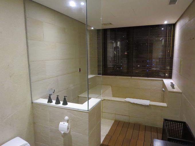 実はイチオシは何といっても部屋風呂!