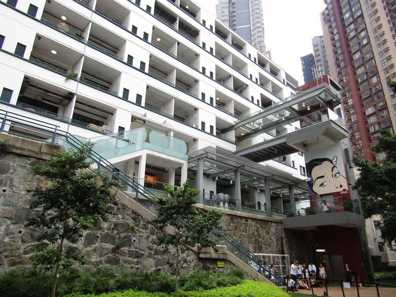 レトロでモダン?香港・上環「PMQ」と「ウエスタンマーケット」