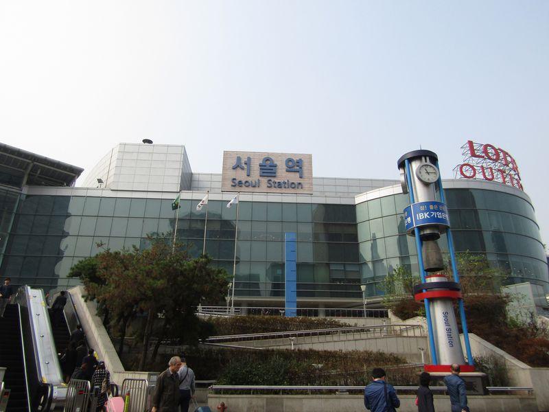 旅のエッセンスが凝縮!ソウル駅を隅から隅まで使いこなそう