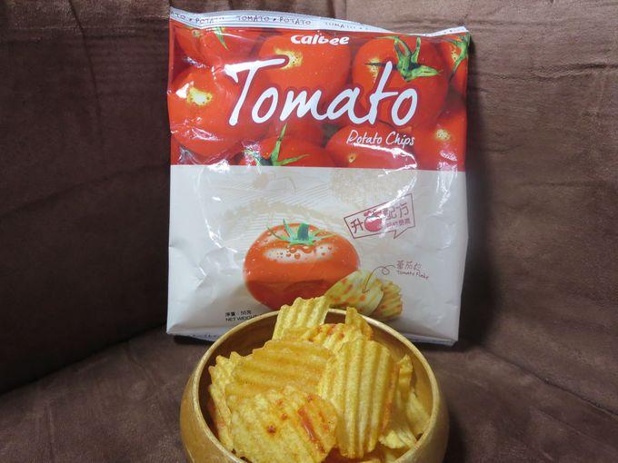 おやつ?おかず?自問自答したくなる「トマト味」