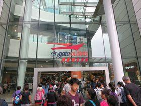 帰国前に立ち寄りたい!香港・シティゲートアウトレット