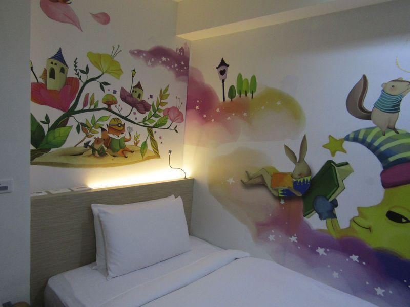 お一人様御用達シングルルームあり!台湾高雄「レジェンドホテル」