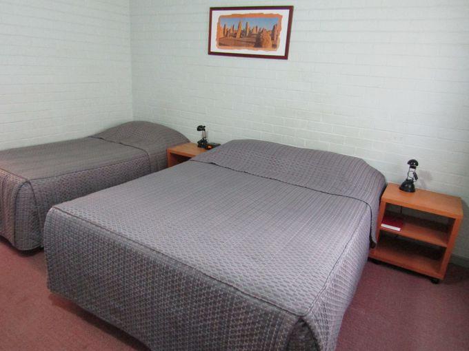 広くて使いやすいリビング&ベッドルーム