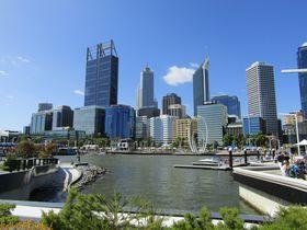 オーストラリア・パースの観光なら、無料バスCATにお任せ!