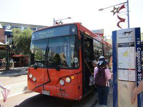 豪・無料バス「フリーマントルCAT」で港町を楽しみたい!