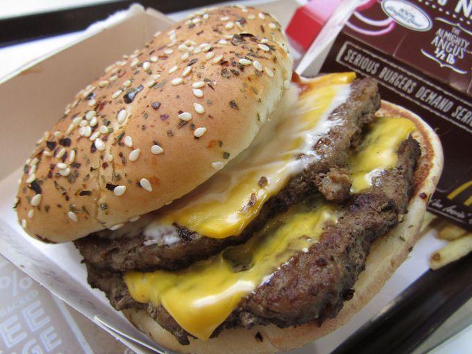 ナショナルブランドのハンバーガーショップも黙っていない!