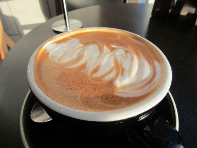 カフェ&ソフトドリンクだって「ザ・ニュージーランド」