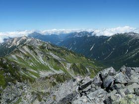 北アルプスがもっと身近に!富山側から百名山の山々へ!|富山県|トラベルjp<たびねす>
