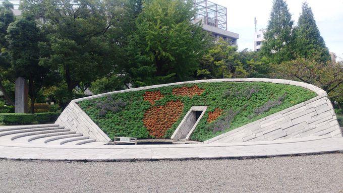 都民の願いをこめた碑「記憶の場所」