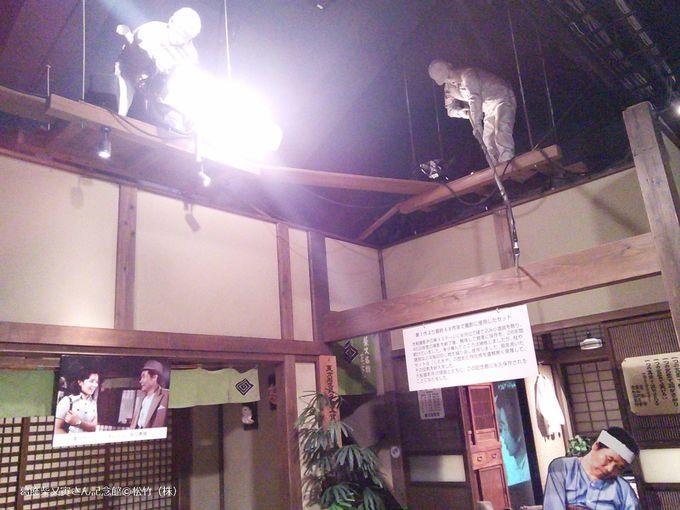 寅さん記念館の演出がスゴイ!