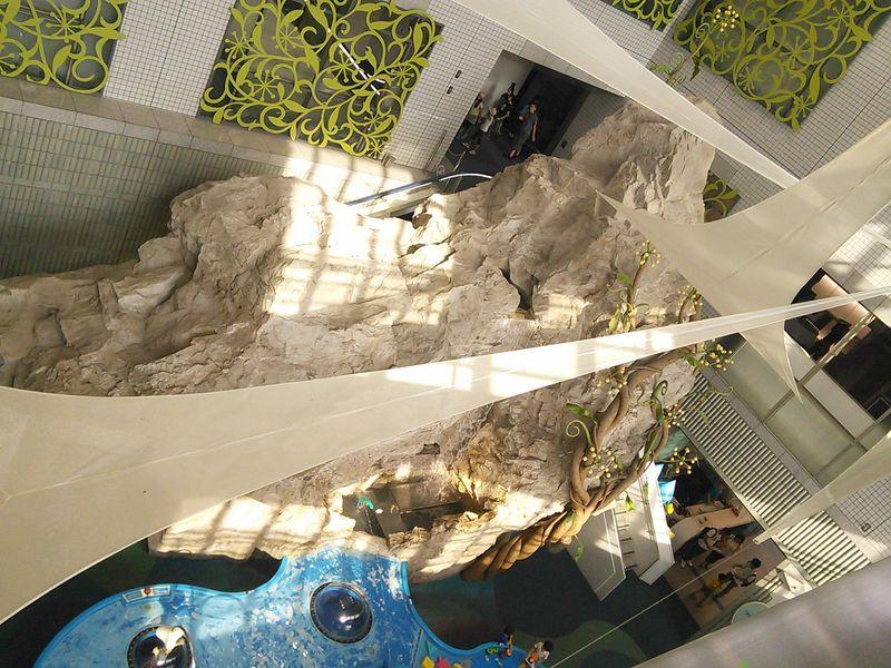 お台場のキッズ向け施設「東京都水の科学館」はうれしい無料スポット!