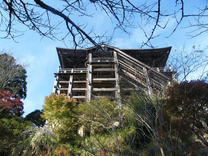 千葉・長生郡の「笠森観音」は天空の城ならぬ天空の寺院