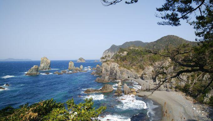 角島、元乃隅稲成神社はほんの一部!北長門海岸国定公園は見どころ満載