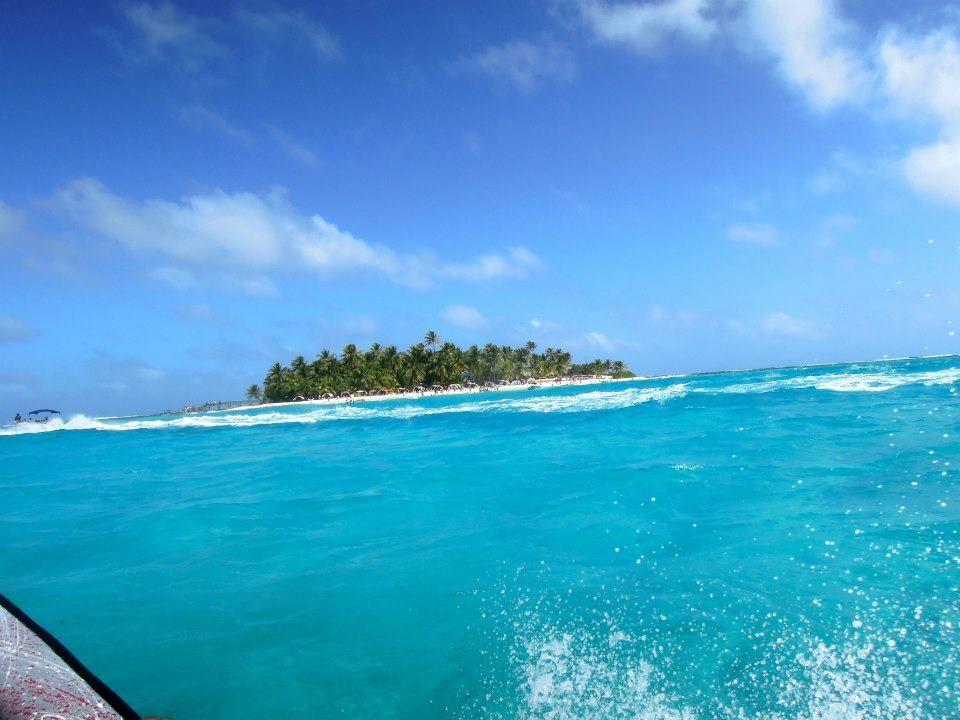 ジョニー・キー島でビーチを満喫