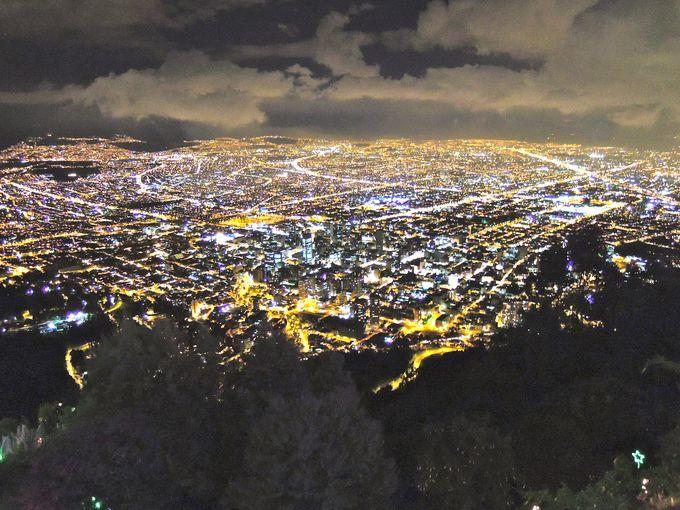 これぞボゴタ最大の魅力!モンセラーテの丘
