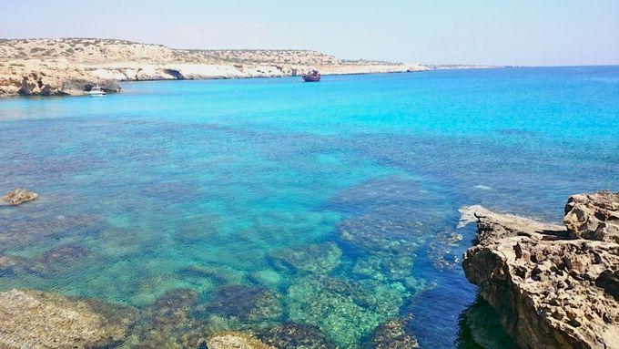 グレコ岬から地中海を一望!