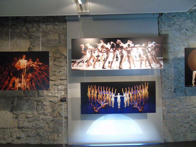 スウォッチ博物館では常に特別展開催
