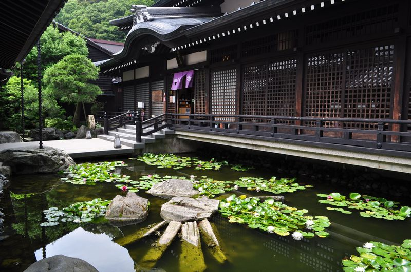 「外湯めぐり」発祥の地ともいわれる城崎温泉は、1400年の歴史を誇る「日本一ゆかたの似合うまち」