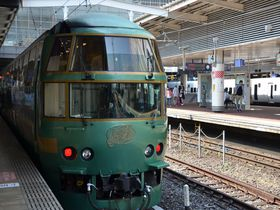 日本一のおんせん県・大分へ!「ゆふいんの森」で列車旅を満喫