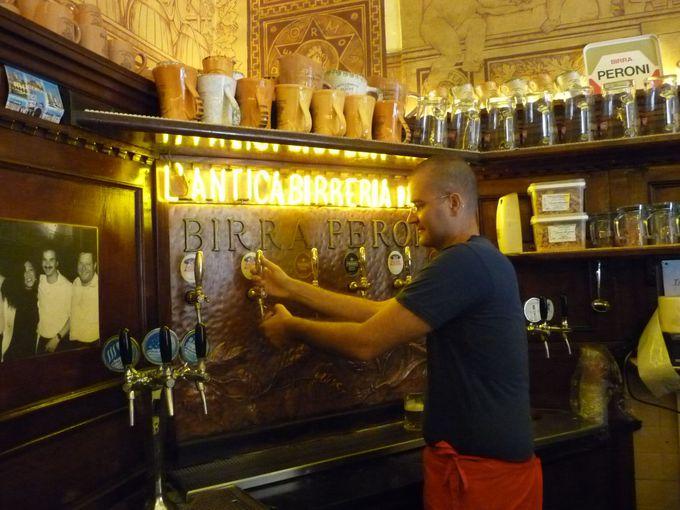 ローマ料理を たらふく食べたい人に! 居酒屋「ペローニ」