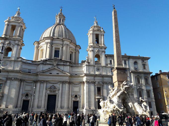 4.ローマ(イタリア)