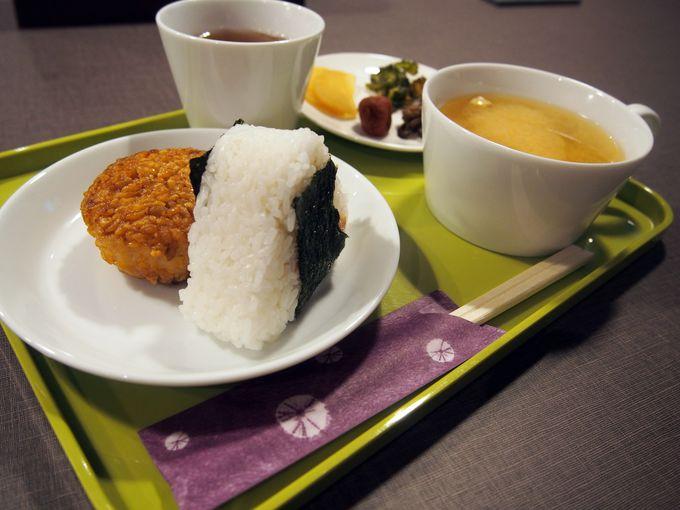 嬉しい朝食は、なんと300円で!