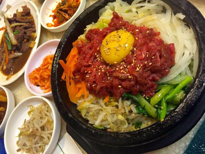 「チョダン・レストラン」で韓国の家庭料理を堪能!