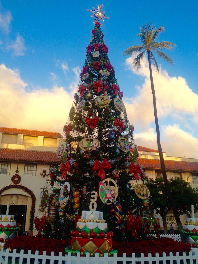 ハワイで人気No.1のクリスマスイベント