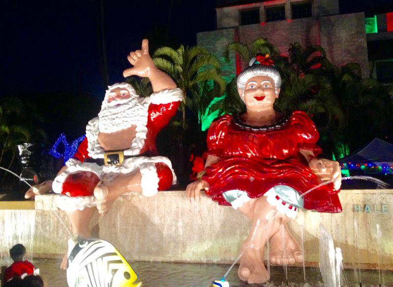 ハワイのクリスマスは「ホノルル・シティ・ライツ」が見逃せない!