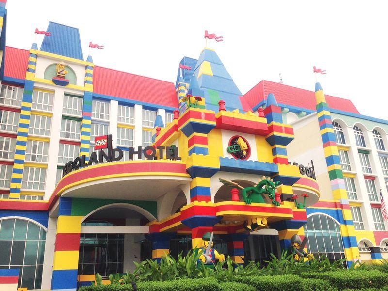 レゴの世界をまるごと体感!マレーシア「レゴランドホテル」