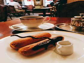 銀座で食べたい!老舗カフェの名物5選