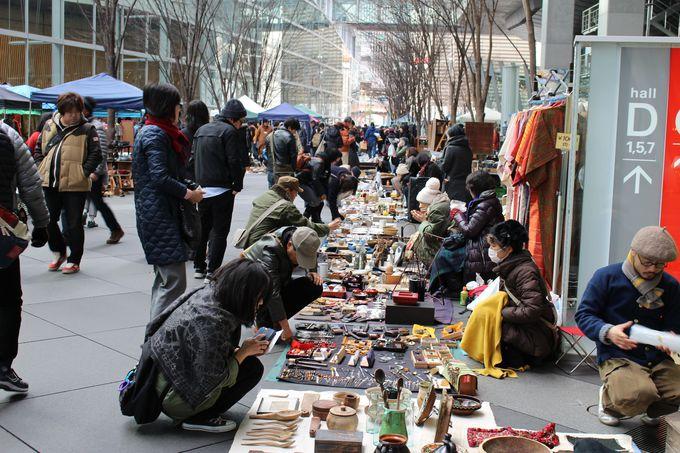 日本最大規模の骨董市!