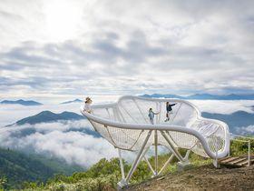 星野リゾート トマム「雲海テラス」攻略ガイド~2017年9月12日新展望スポット誕生|北海道|トラベルjp<たびねす>