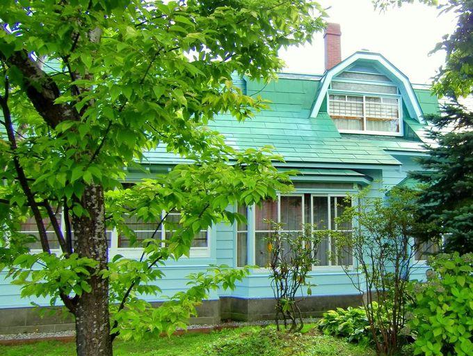 マッサンとリタの愛の家 旧竹鶴邸