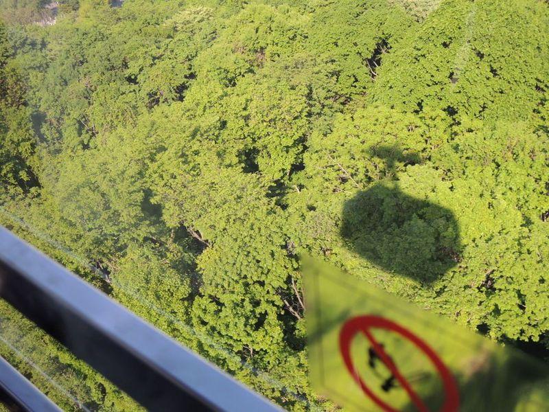 札幌空中散歩!藻岩山は大自然と街が一望できる360度の大パノラマがスゴイ!