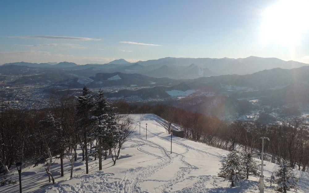 冬もオススメ!360度のパノラマに札幌の自然を感じよう!