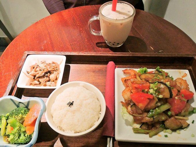 台湾料理「ZenZoo」(ゼンジュー)でホッと一息♪