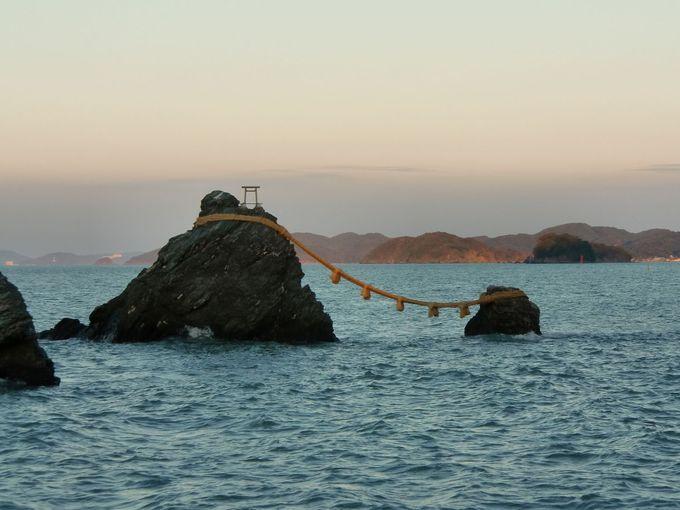 伊勢神宮の正式参拝は「二見浦」から!朝日で有名な「夫婦岩」を見に行こう!