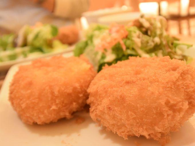 ランチ?食べ歩き?『じゃがいもハウス』で北海道の野菜を味わって♪