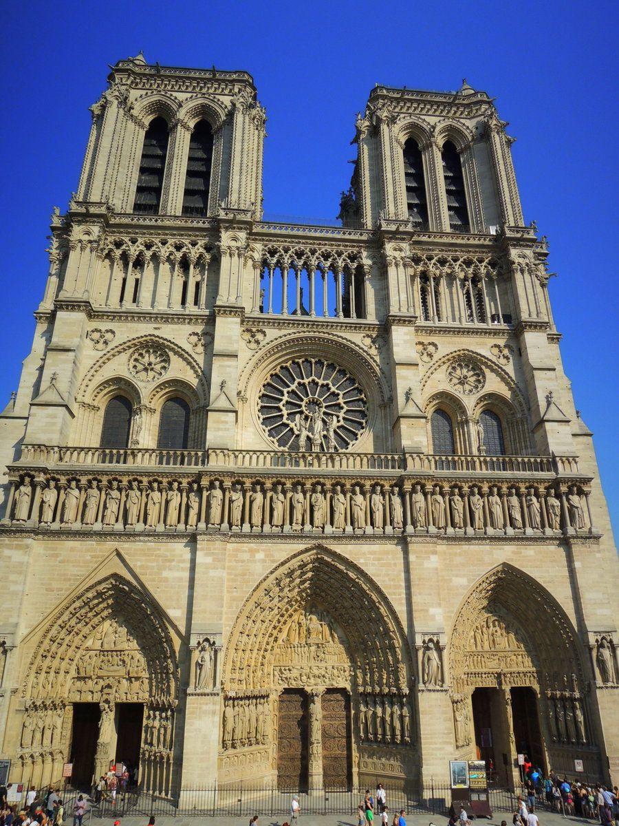 最高峰のゴシック建築!!大聖堂の鐘に中世の響きを聴く!!