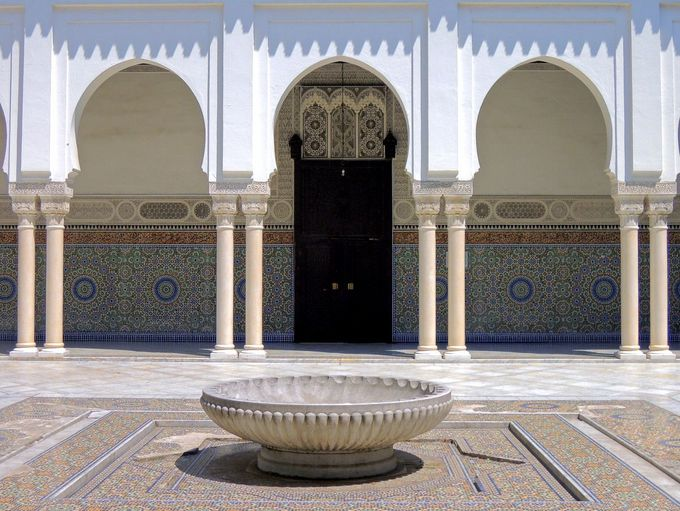 イスラム建築美と装飾美