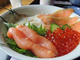 丼の中の結婚式や〜!食材の宝庫「北海道白老町」はB級グルメランド!