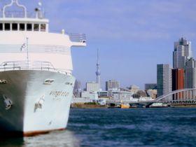 金運UPのパワスポも!?「TOKYO CRUISE」は下町と都会のオアシスを結ぶ水上バス