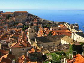 ジブリ映画の聖地!クロアチア・ドブロブニク『紅の豚』と『魔女の宅急便』の世界