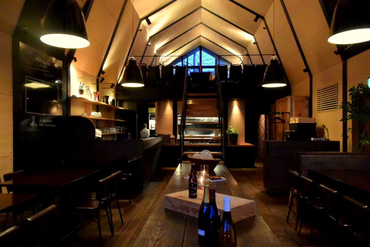 ニセコと北海道の食材とワインのマリアージュ「The Barn」