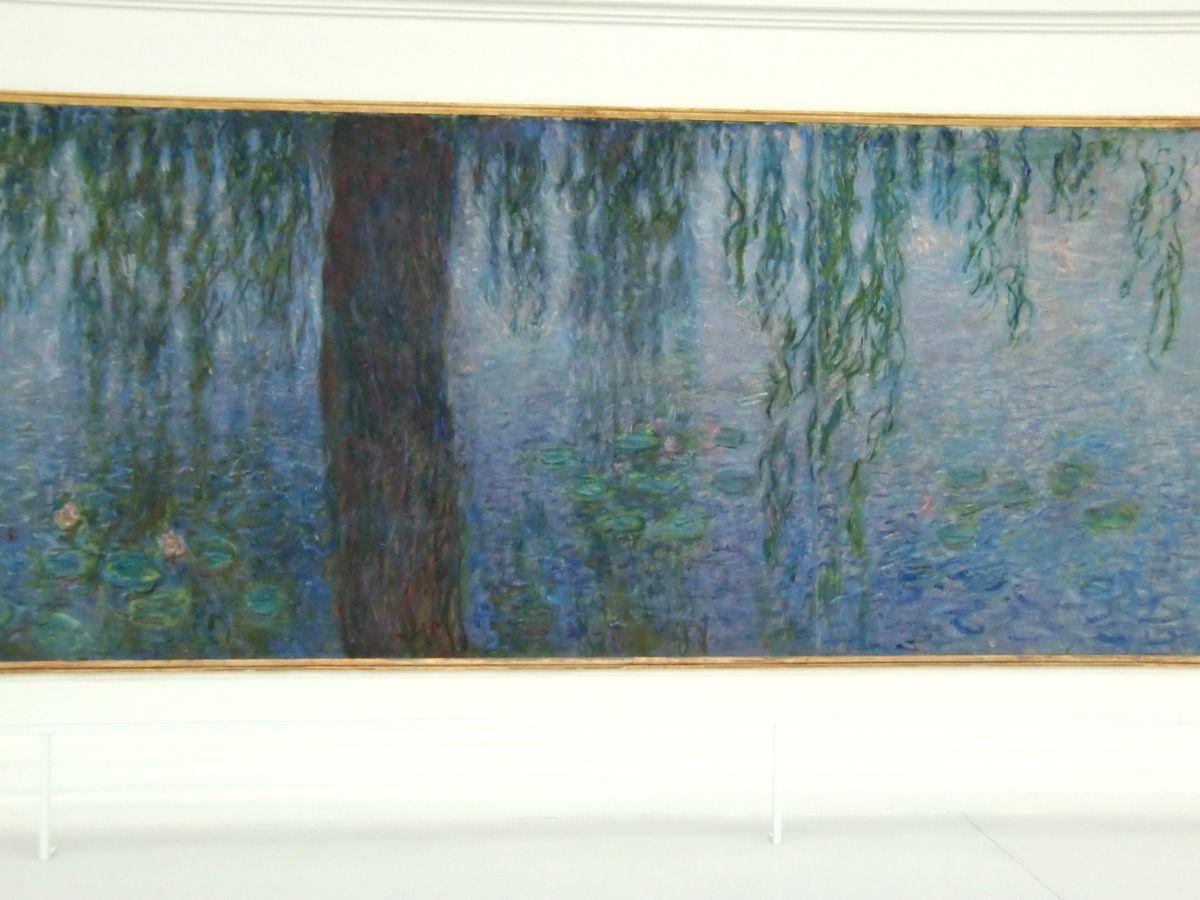 モネの大作『睡蓮』を見るなら「オランジュリー美術館」へ